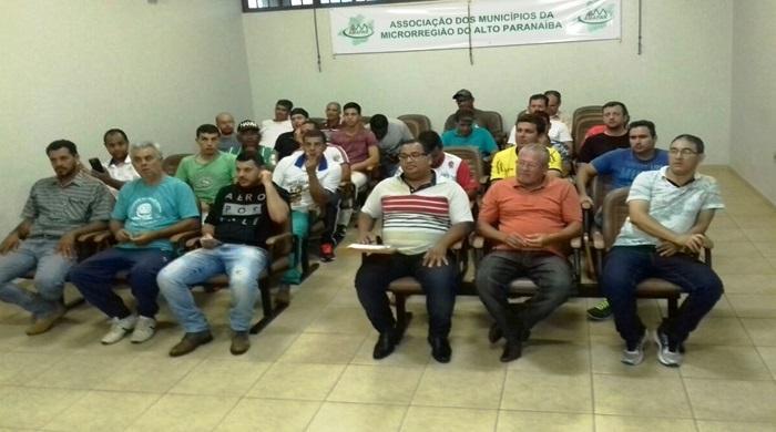 Santa Cruz de Lagoa Formosa participa da Copa Amapar 2018
