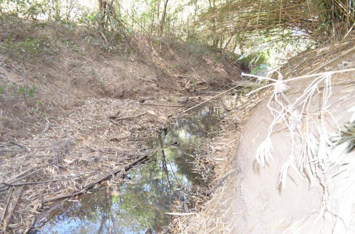 Córregos do município de Lagoa Formosa sofrem com a falta de chuvas e preocupam autoridades
