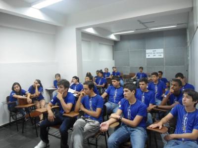 CVT realiza atividades dentro da Semana Nacional de Ciências e Tecnologias
