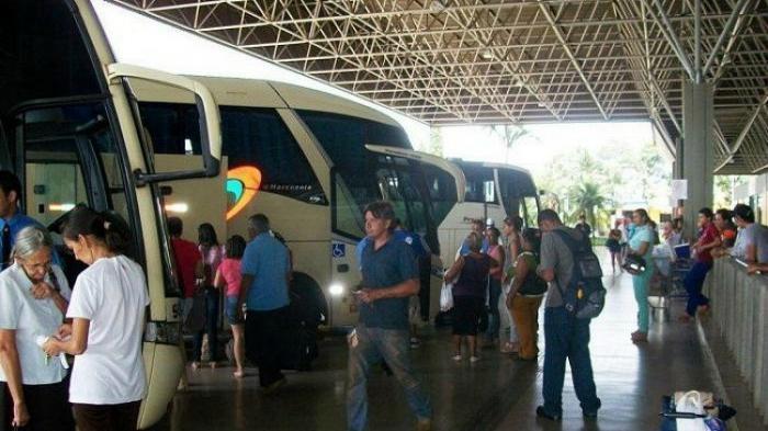 Passagens na rodoviária de Patos de Minas esgotam com a movimentação de fim de ano