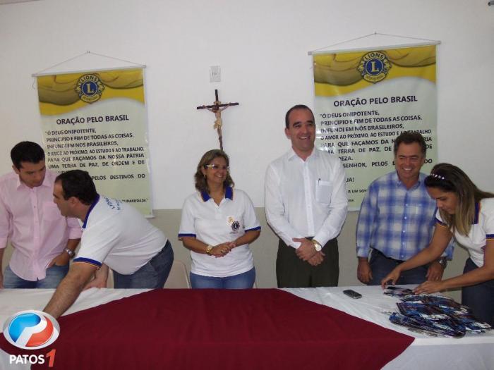Lions Centro de Patos de Minas lança 12ª edição de seu forró que é o maior evento da categoria realizado no Brasil