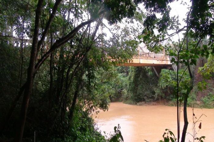 Rio Paranaíba já subiu 4 metros com as chuvas de novembro e dezembro de 2017