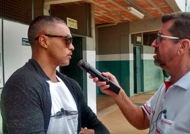 Ex-jogador Dodô que fez sucesso em vários clubes do brasil pode ser treinador do Mamoré
