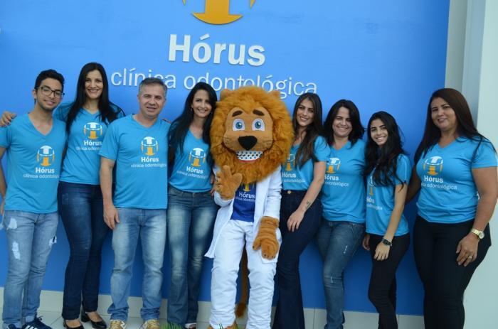 Clínica HÓRUS chega a Lagoa Formosa para cuidar da saúde bucal da população em geral