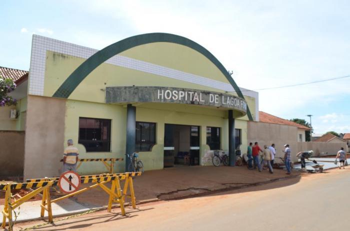 Prefeitura de Lagoa Formosa inicia reforma de Posto Médico para implantação de Hospital Municipal