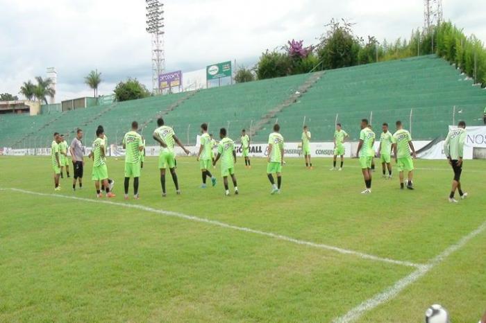 Mamoré faz o primeiro amistoso do ano neste sábado (21/01) na cidade de Patos de Minas