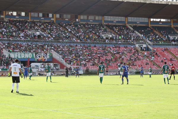 URT joga contra o Uberlândia no domingo (02) em confronto direto pela classificação no campeonato mineiro