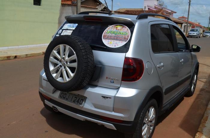 Negócio de oportunidade: vende-se automóvel Cross/Fox seminovo com câmbio automático