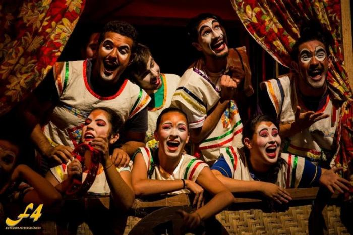 Grupo de teatro universitário TUPAM do UNIPAM é aprovado em festivais com o espetáculo Escola de Mulheres