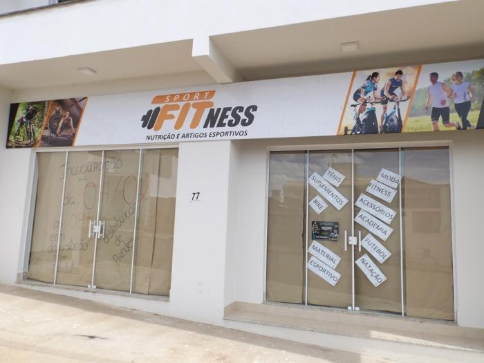 Cidade de Lagoa Formosa ganha pela primeira vez uma loja especializada em suplementos e produtos esportivos