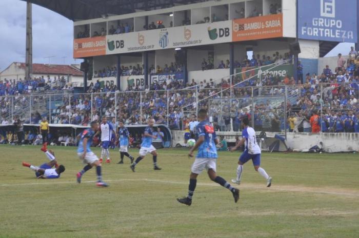 Empate com o Paraná em Patos de Minas tira a URT da Copa do Brasil