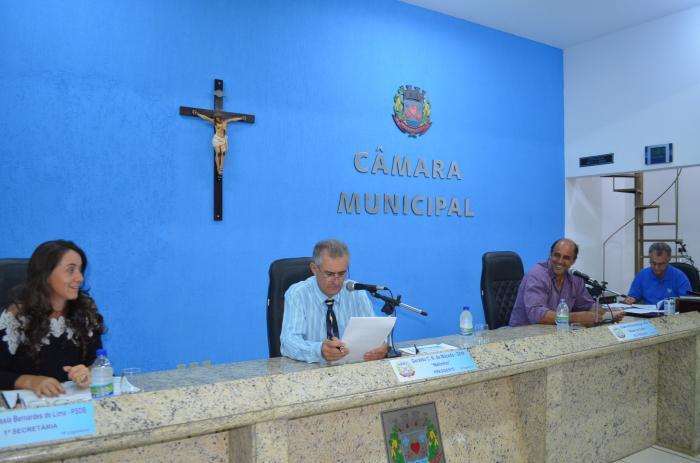 Câmara Municipal aprova novos cargos de servidores para o executivo de Lagoa Formosa