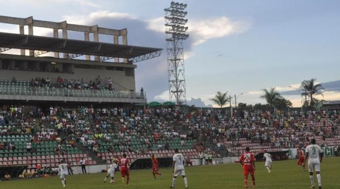 Mamoré vence o Uberaba na primeira partida do hexagonal final do campeonato mineiro do Módulo II