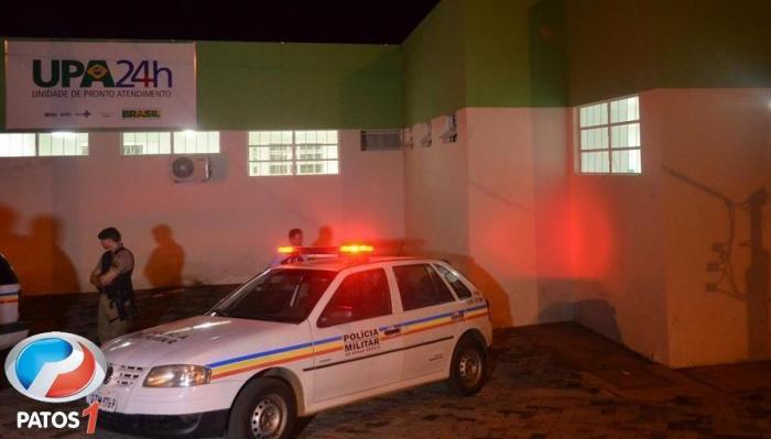 Homem sofre traumatismo craniano após ser espancado por amigos de ex-mulher e da filha em Carmo do Paranaíba