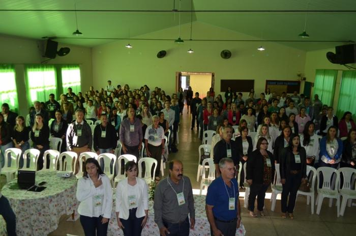 VII Conferência Municipal de Saúde é realizada na cidade de Lagoa Formosa