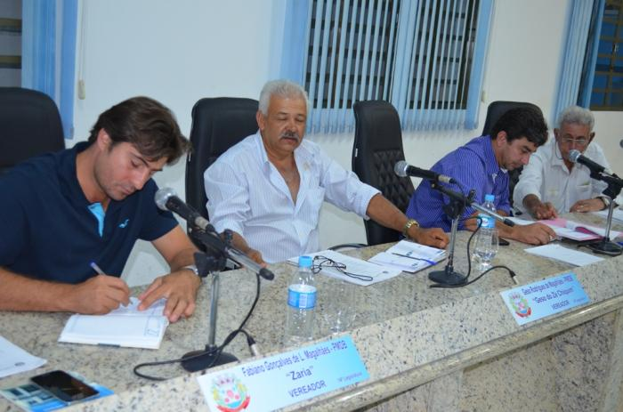 33ª reunião ordinária da Câmara Municipal de Lagoa Formosa analisa projetos importantes para o município