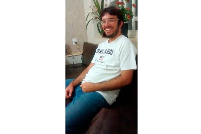 Família pede ajuda para encontrar rapaz com problemas mentais que desapareceu em Patos de Minas
