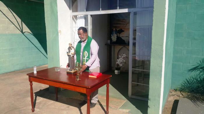 Esporte Clube Mamoré de Patos de Minas completa 66 anos e recebe benção e homenagem