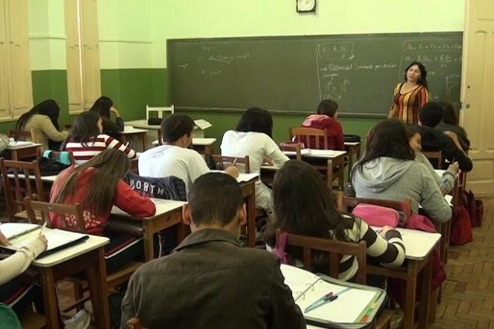 Devido à Paralisação Nacional dessa sexta-feira alunos de algumas escolas ficam sem aulas