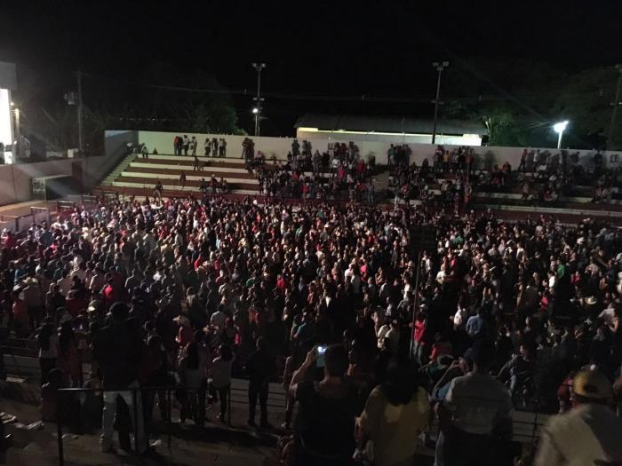 Cidade de Lagamar recebe milhares de pessoas durante a Festa do Fazendeiro