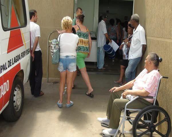 Pacientes que fazem hemodiálise no Hospital São Lucas reclamam da demora nos atendimentos