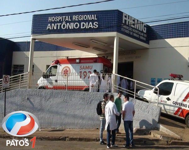 Garota que sofreu acidente de bicicleta no município de Lagoa Formosa sofre morte cerebral