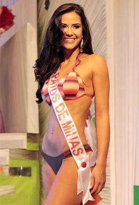 Patense vai representar Brasil no concurso de beleza MISS EARTH 2012 nas Filipinas em outubro