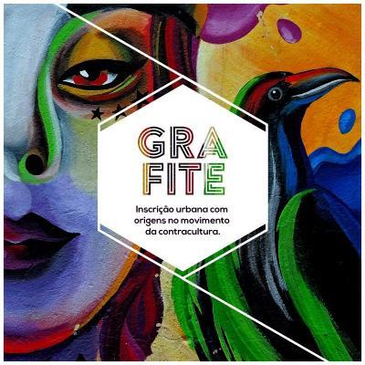 Aluno do Unipam produz curta-metragem sobre história do grafite em Patos de Minas