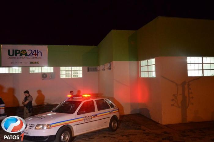 Garota de 16 anos é atingida por disparo de arma de fogo na cidade de Carmo do Paranaíba
