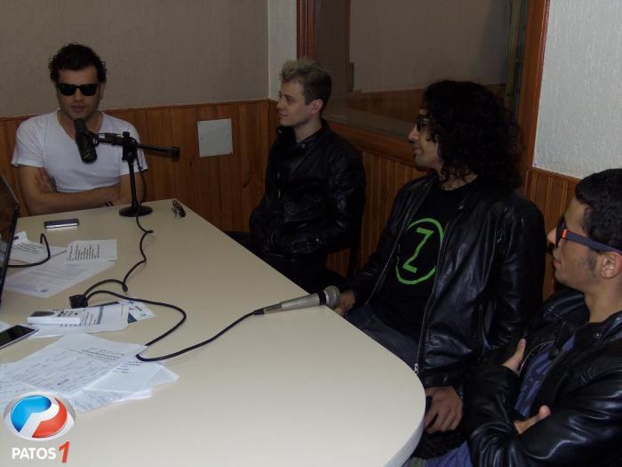Banda Zignal se apresenta na fenamilho 2013 e espera contagiar o público com seus sucessos