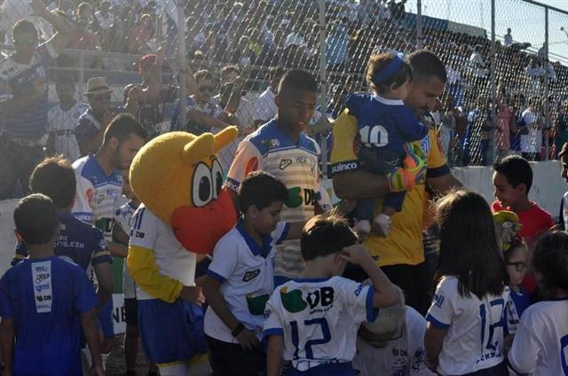 URT empata com o Vila Nova em Patos de Minas a primeira partida das oitavas-de-final do brasileiro serie D