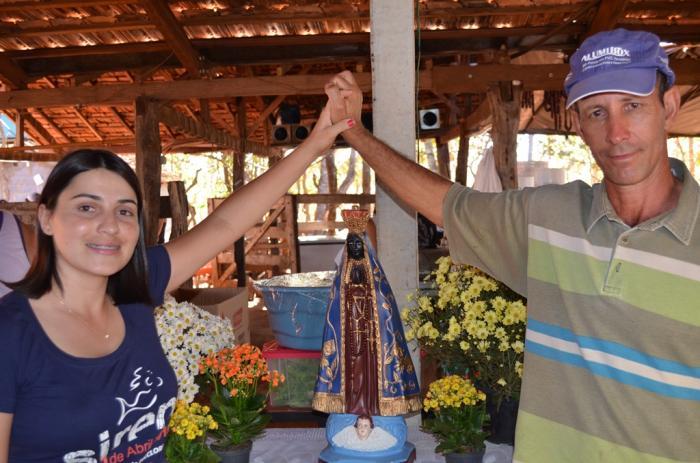 Folia de Reis no sítio Cochilo Manso fecha a temporada de festas religiosas no município de Lagoa Formosa
