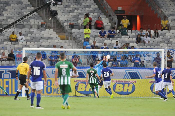 Mamoré consegue empate histórico contra o Cruzeiro em Belo Horizonte e aumenta chances de permanecer na primeira divisão do campeonato mineiro