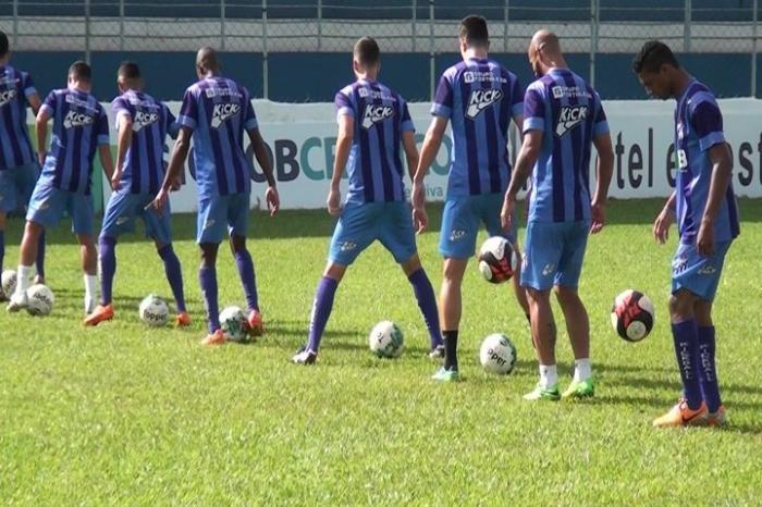 Reformulada equipe da URT se prepara a estréia no Campeonato Brasileiro da série D