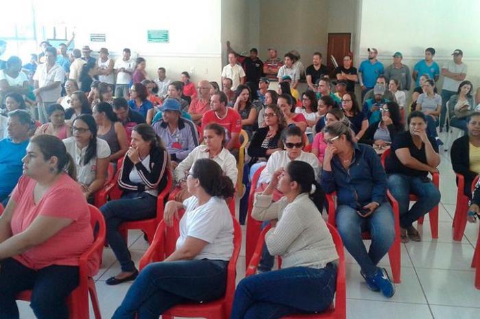 Aumento de 4,5% oferecido pela prefeitura de Patos de Minas aos servidores públicos é aceito pela classe