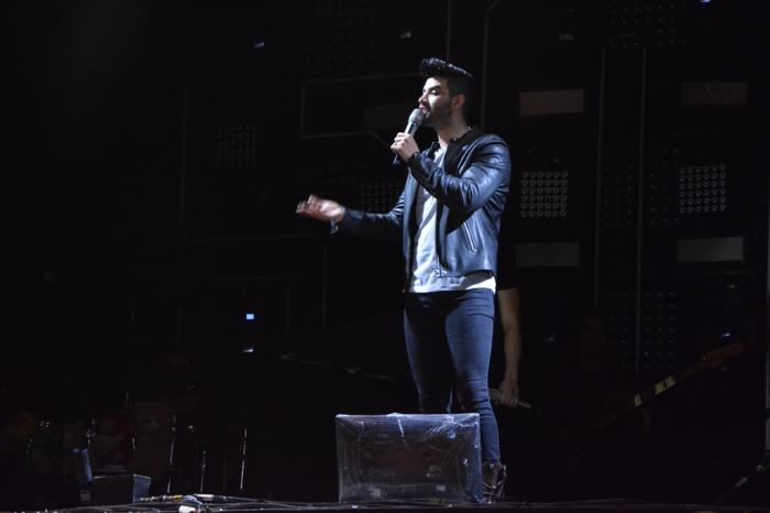 Show do cantor Gusttavo Lima marca o primeiro final de semana da Festa do Feijão em Lagoa Formosa