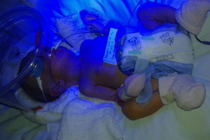 Bebê que nasceu prematuro e lutava pela vida em Patos de Minas morre no São Lucas