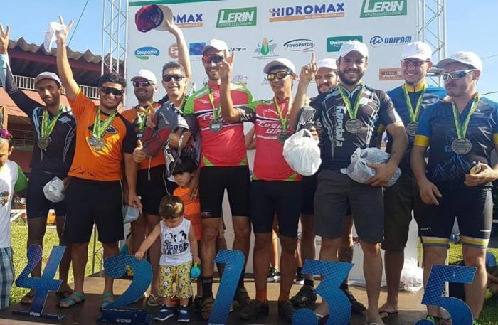 1ª Maratona do Milho de Mountain Bike é realizada na cidade de Patos de Minas