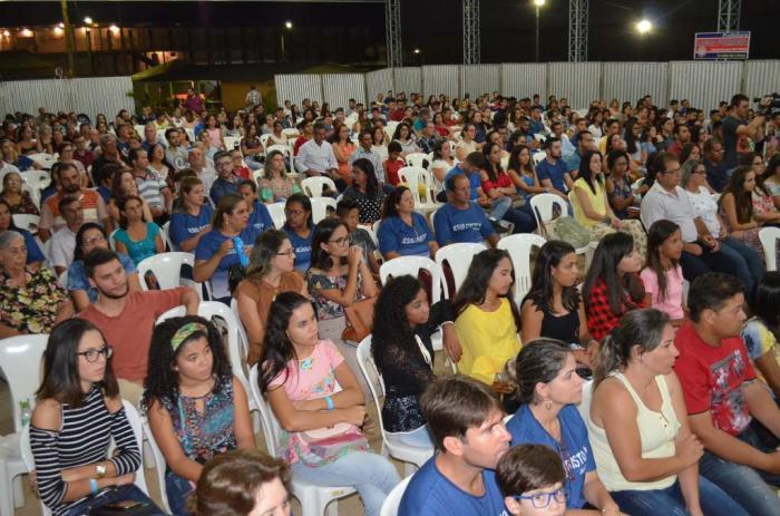 1ª Igreja Batista Nacional de Lagoa Formosa realiza o CONJUBAN 2018