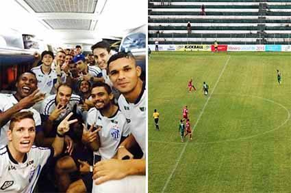URT vence Tupi em Juiz de Fora e se garante na elite do futebol mineiro, já o Mamoré vai disputar a segunda divisão em 2016