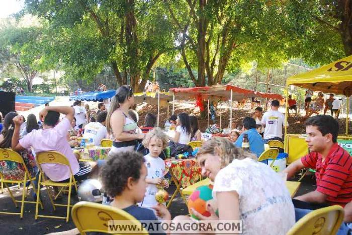 Domingo no Parque acontece no próximo dia 14 de Outubro
