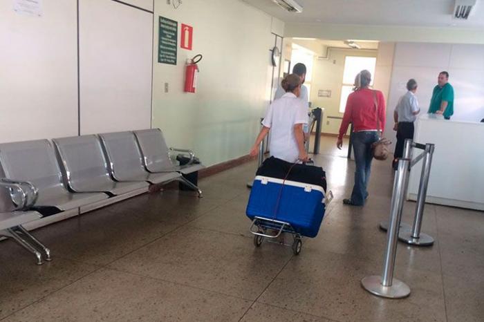 Mulher de 54 anos atropelada em Patos de Minas tem morte cerebral e família doa seus orgãos