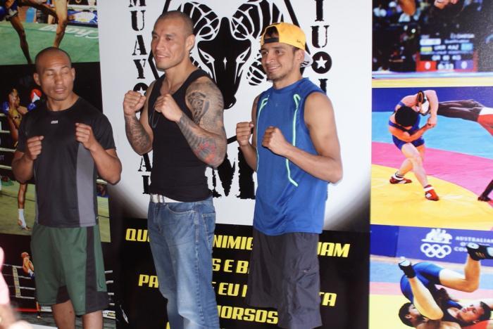Assista ao VIVO no Patos 1 TV ONLINE o primeiro evento de MMA realizado em Patos de Minas