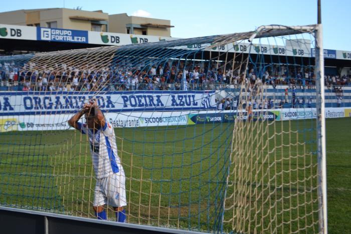 URT empata novamente e chega a quatro jogos sem vitória no campeonato mineiro de 2017