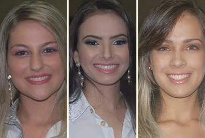 Candidatas à Rainha da Festa Nacional do Milho foram escolhidas e apresentadas aos Patenses