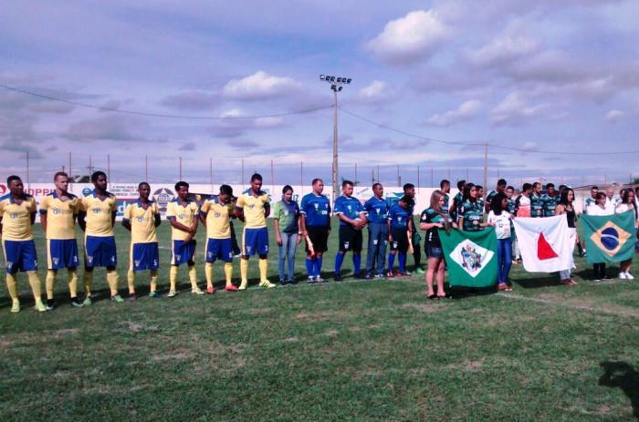 Tirense sai na frente da Paranaíbana na primeira partida da final do Torneio Regional