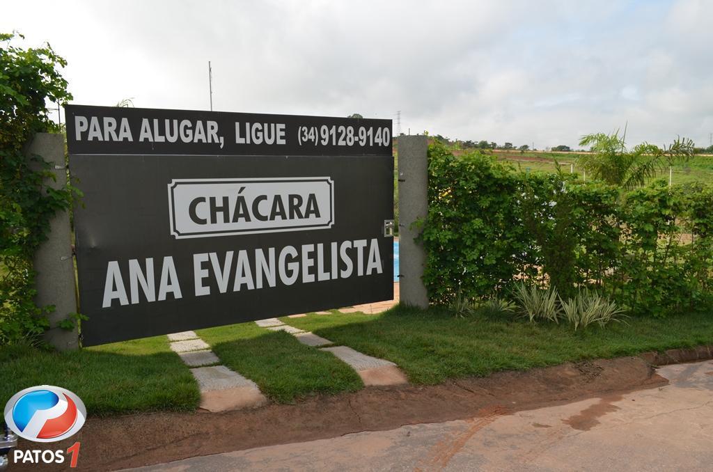 Chácara Ana Evangelista em Patos de Minas oferece conforto e comodidade para descansos de finais de semana e eventos sociais