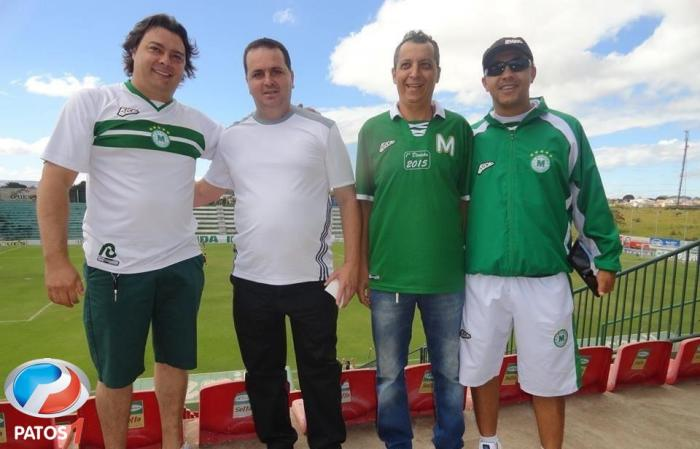 Esporte Clube Mamoré completa 65 anos de glórias e conquistas no futebol