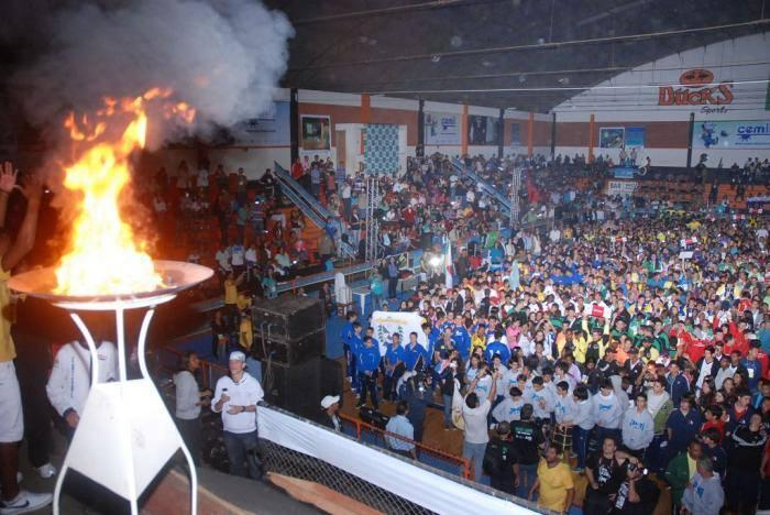 Patos de Minas sedia jogos da etapa Microrregional do Programa Olímpica/Jogos de Minas Gerais 2015 e sua abertura será no PTC