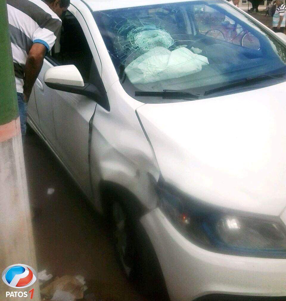 Lagoa Formosa registra vários acidentes de transito durante a Festa do Feijão 2017